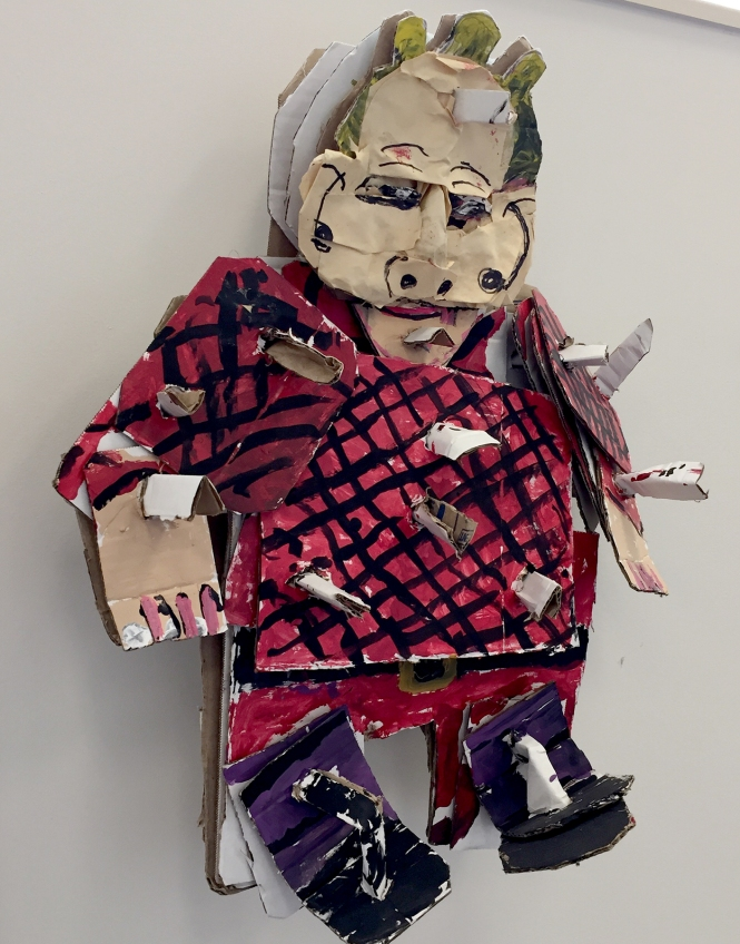 1. Brent Brown puppet